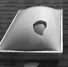 dome skylight replacement