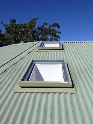 velux skylight replacement for flat roof skylight