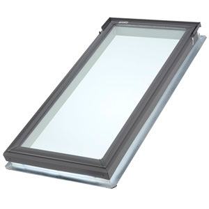 Fixed Velux skylight